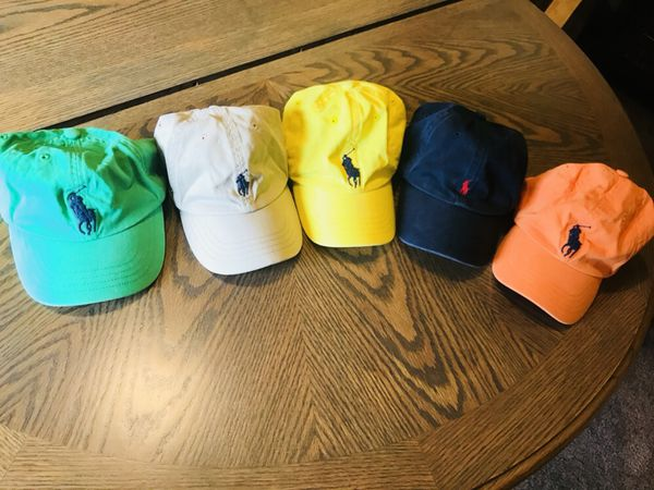 766d33f4b1b39 Ralph Lauren boys 4-7 baseball caps hats for Sale in Honolulu