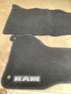 Brand new RAM 1500 floor mats Thumbnail
