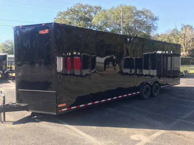 Enclosed Vnose Trailers Many Sizes In Stock