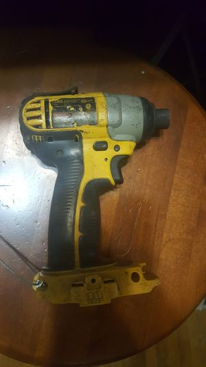 Dewalt impact gun no battery Model number dc825 for Sale in Mount Rainier, MD