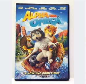 Alpha and Omega DVD for Sale in New York, NY