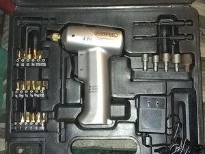 Palm pro cordless screwdriver