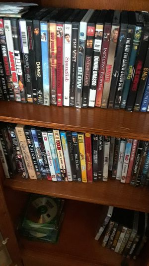DVD movies take all for 40 for Sale in Fresno, CA