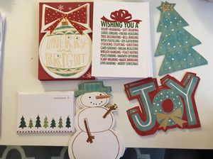 Free Christmas cards for Sale in Fairfax, VA