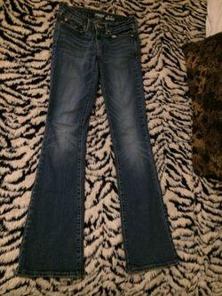 Denzen Levi Low Rise Bootcut Jeans Thumbnail