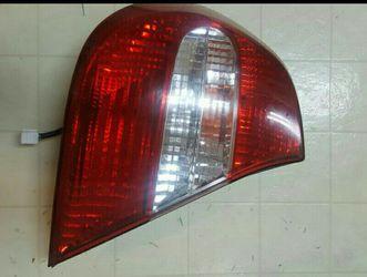 Tail Light Left Dorman 1610760 fits 02-04 Toyota Camry Thumbnail