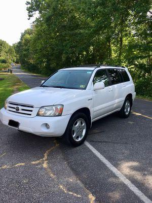 2004 Toyota Highlander Limited V6 $5500 OBO for Sale in Stafford, VA
