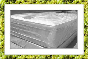 All sizes available free box spring and shipping for Sale in Temple Hills, MD