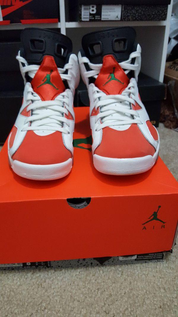 5c612ff3fa6a6c Nike air Jordan retro 6 (Clothing   Shoes) in Coconut Creek