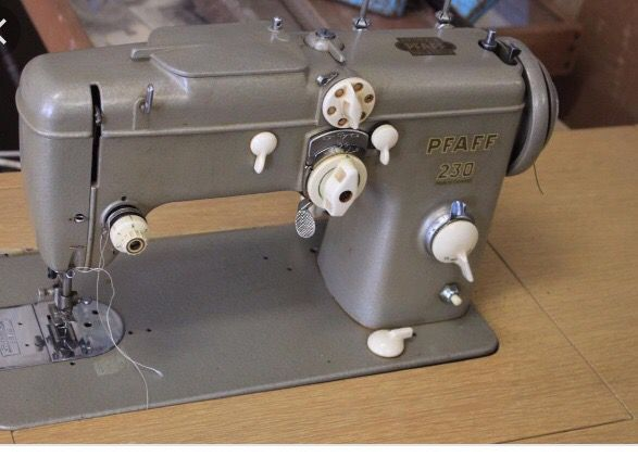 Vintage Pfaff 40 Sewing Machine In Cabinet For Sale In Memphis TN Amazing Pfaff 230 Sewing Machine For Sale