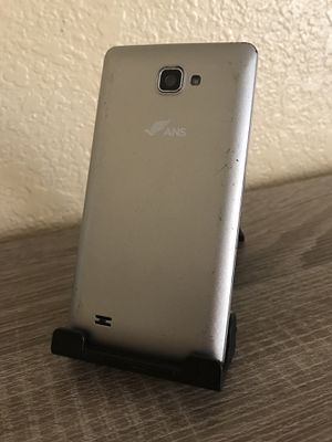 ANS UL40 Grey Assurance Wireless CDMA Smartphone 8GB Budget Virgin Mobile  for Sale in Tucson, AZ - OfferUp