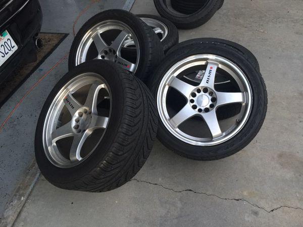 350z G35 370z G37 300z 300zx Nismo Lmgt4 Skyline Wheels For Sale