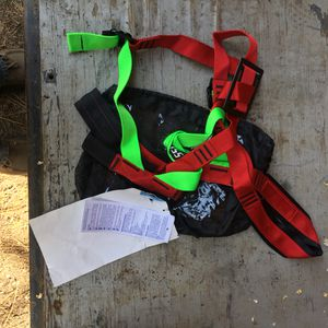 Climbing harness kid child for Sale in Leavenworth, WA