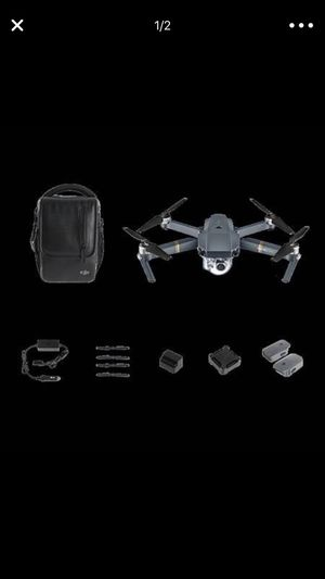 Mavic Pro Fly More Bundle + more for Sale in Tampa, FL