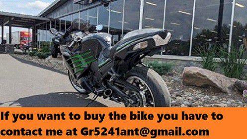 Kawasaki ninja 2013 strong and powerful engine