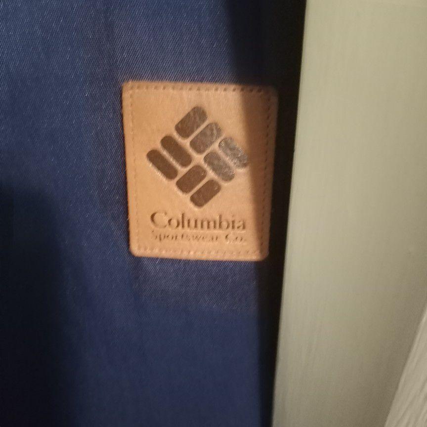 Columbia Double Coat