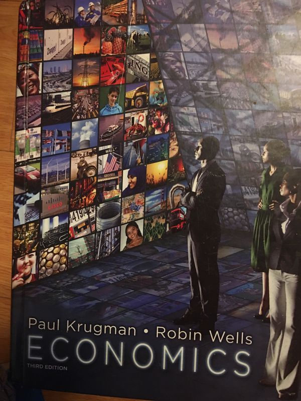 Economics third edition paul krugman robin wells for sale in 50 fandeluxe Choice Image