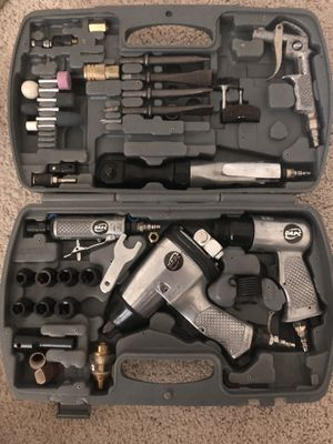 DeVilbliss DAPC air impact wrench set for Sale in Winter Garden, FL