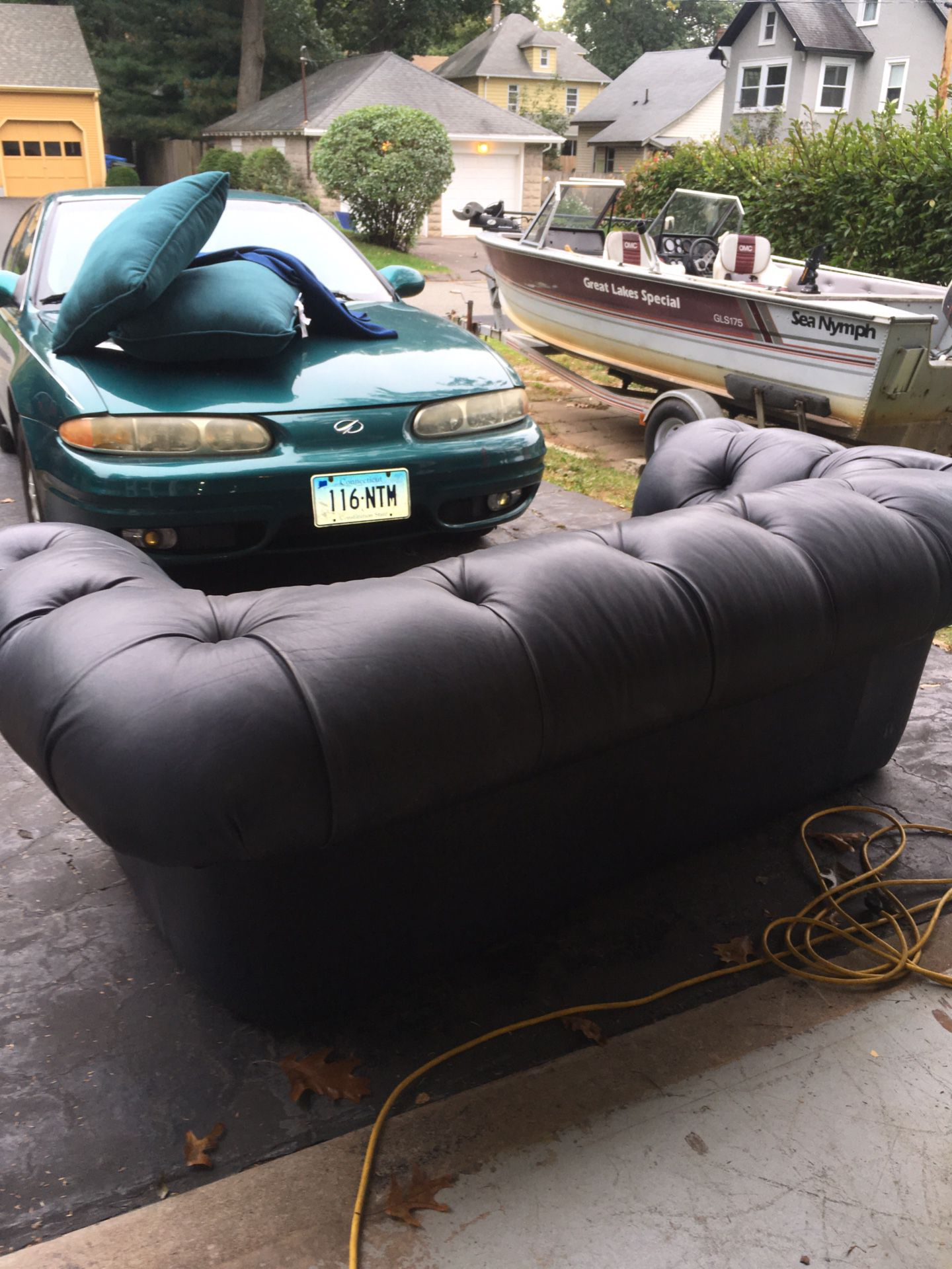 couch no cushions delivery possible