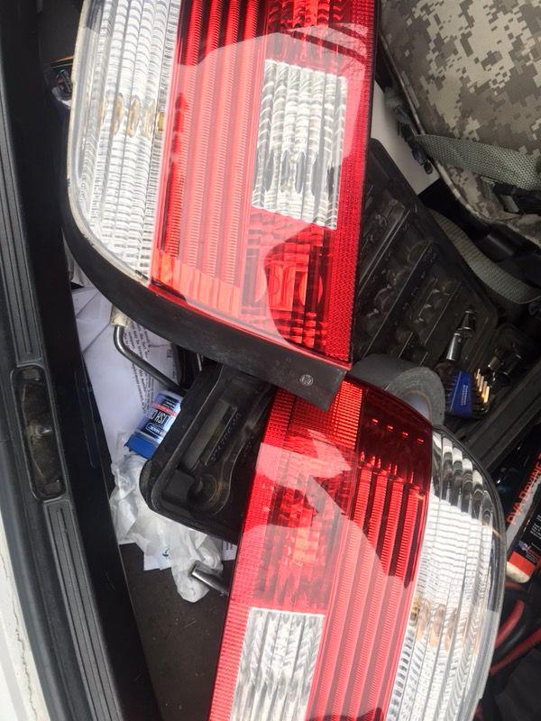 2001 Bmw 540i LED Tail Lights