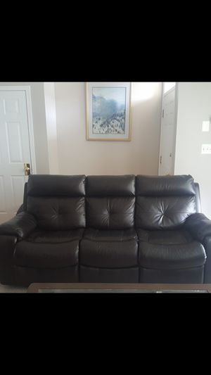 Sofa and love seat for Sale in Centreville, VA