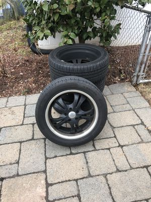 Shockwave Vision Wheels with Tires for Sale in Alexandria, VA