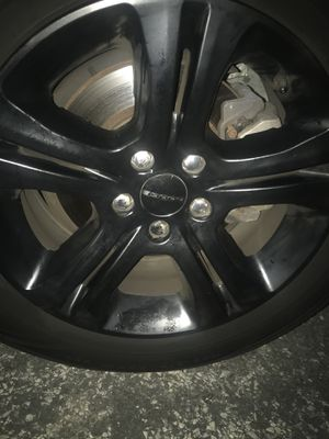 2015-2018 all four wheels original color silver for Sale in Hyattsville, MD