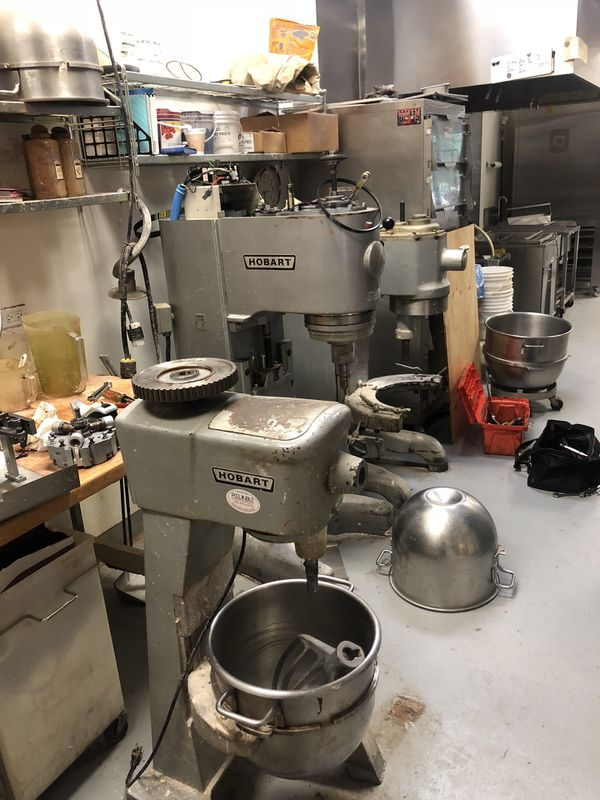 Dough mixer repair for Sale in Mount Prospect, IL - OfferUp