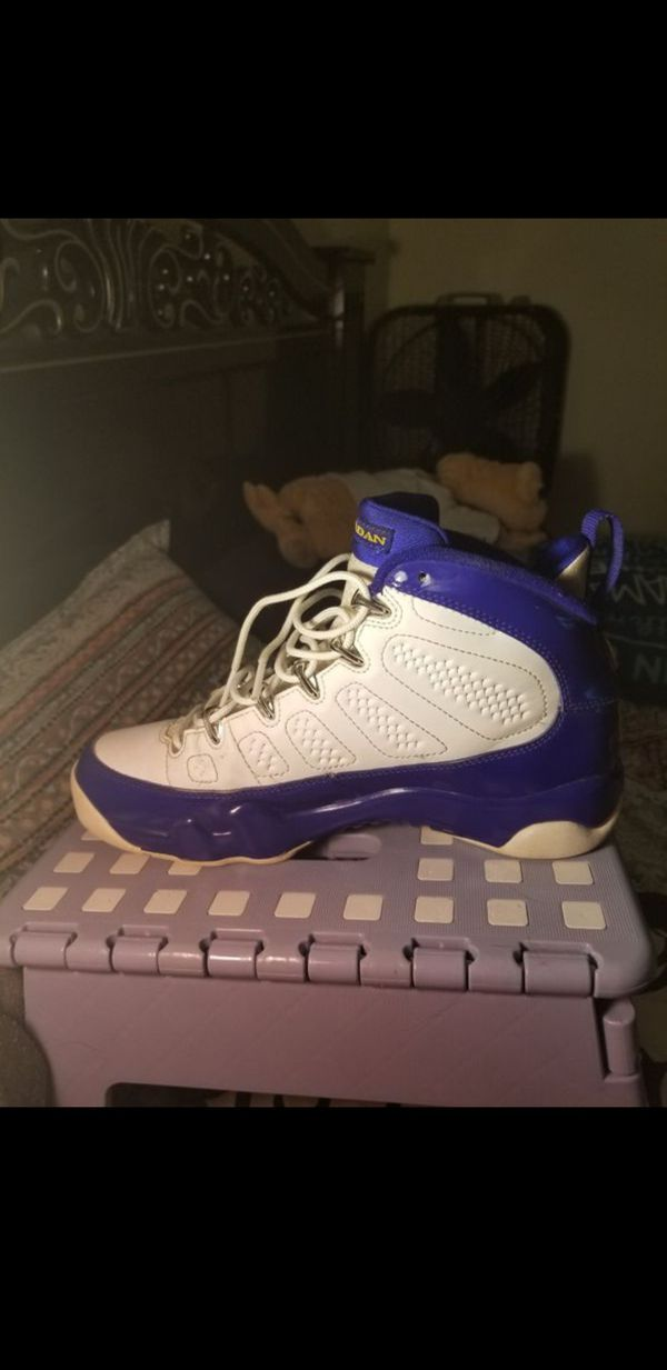 a8398b579692 Air Jordan 9 Retro Kobe basketball shoes for Sale in Chicopee