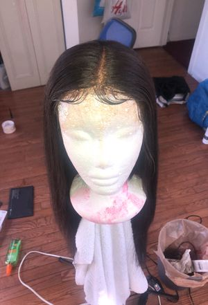 Long Straight Wig For Sale for Sale in Beltsville, MD