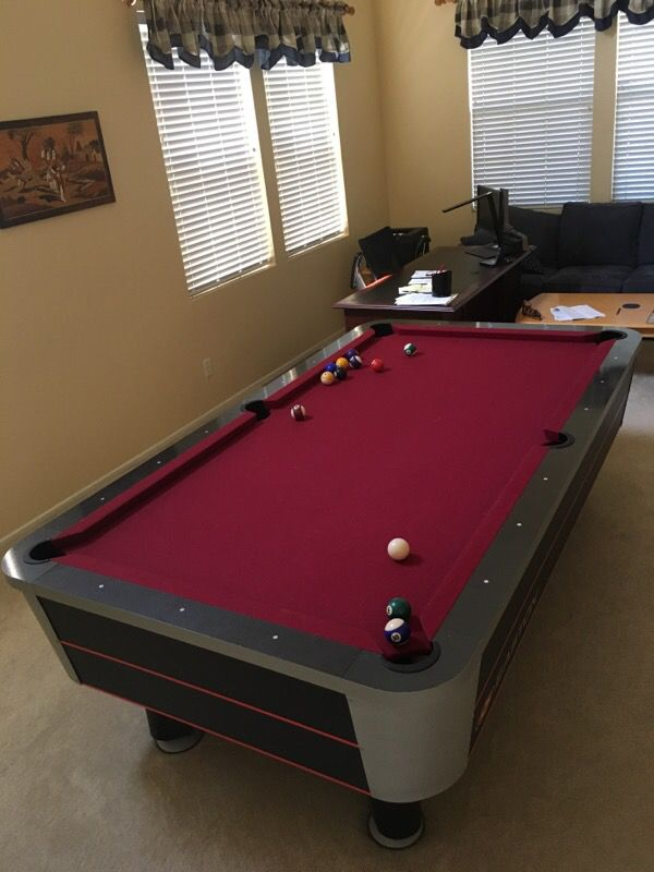 Easton Pool Table For Sale In Upland CA OfferUp - Easton pool table