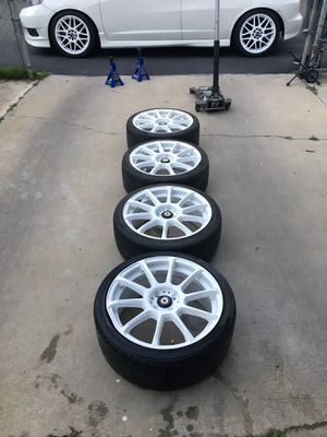 """Photo 4 LUG 17"""" RIMS • SOLD AS-IS"""
