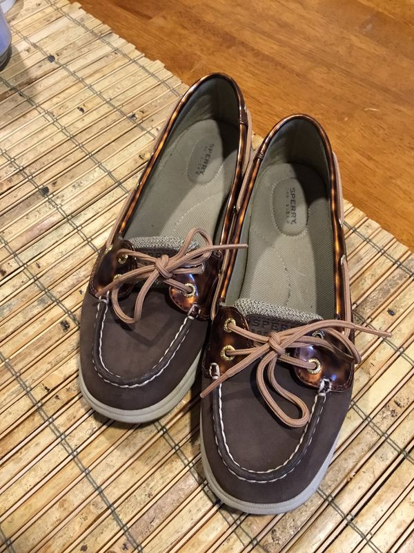 9a2963c603b35 Women s Sperry Top-Sider shoes size 8 for Sale in Georgetown