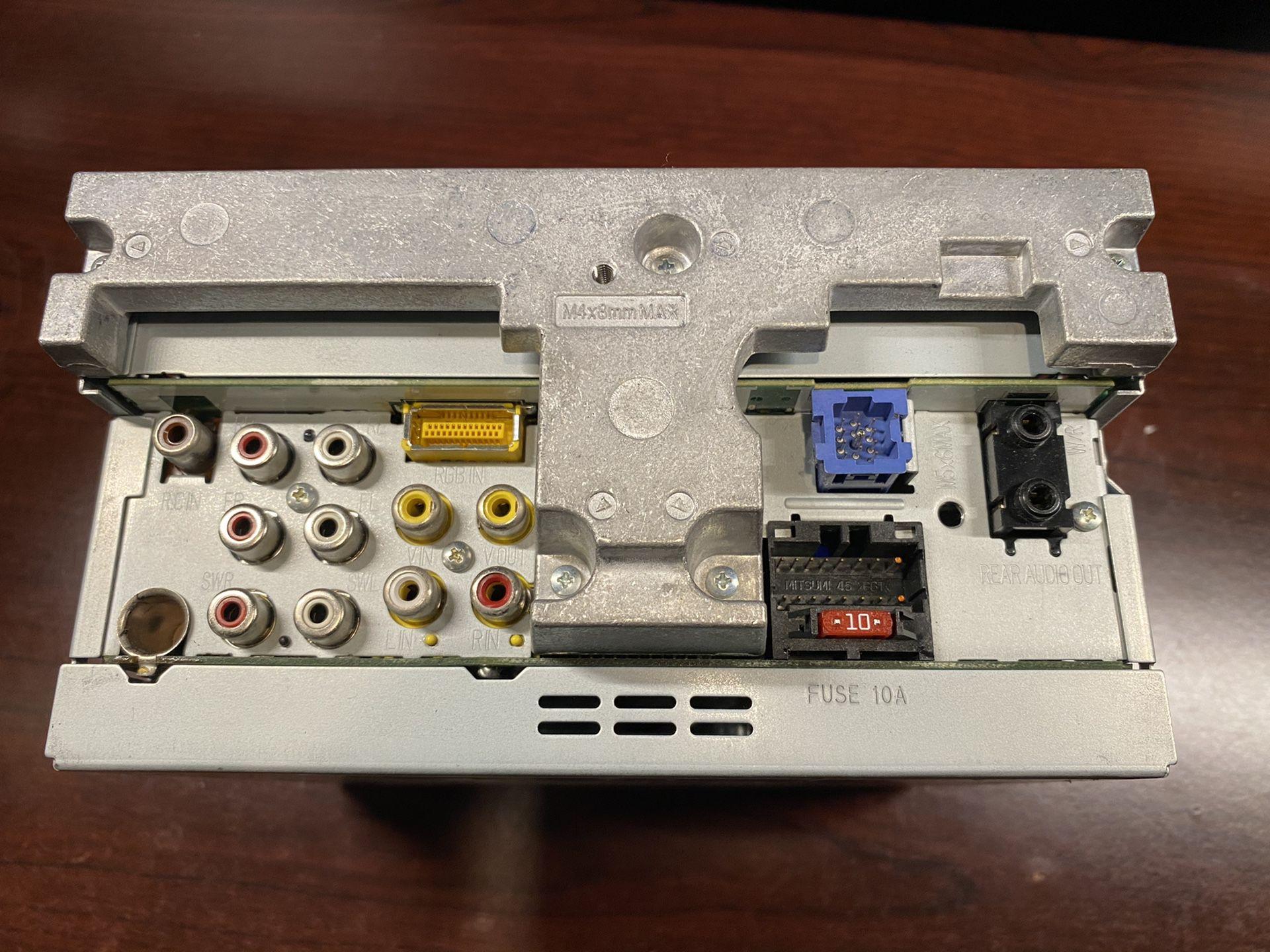 Pioneer AVH-3200DVD double din head unit.