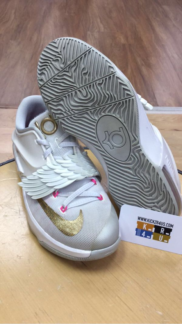 online store 7c726 abf8e Vnds Nike Kd 7 GS Aunt Pearl for Sale in Tampa, FL - OfferUp