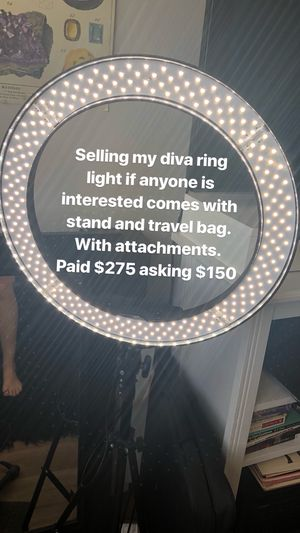 Ring light for Sale in St. Louis, MO