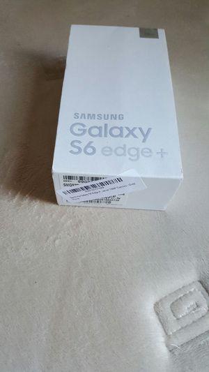 Samsung Galaxy S6 edge +unlocked for Sale in Hyattsville, MD