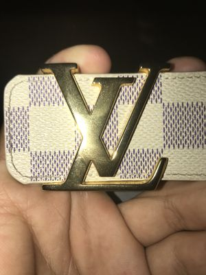 d523b40da33 Gucci and Louis Vuitton belts for Sale in Cicero