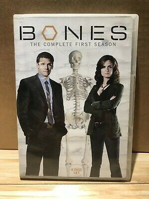Bones the complete first season used