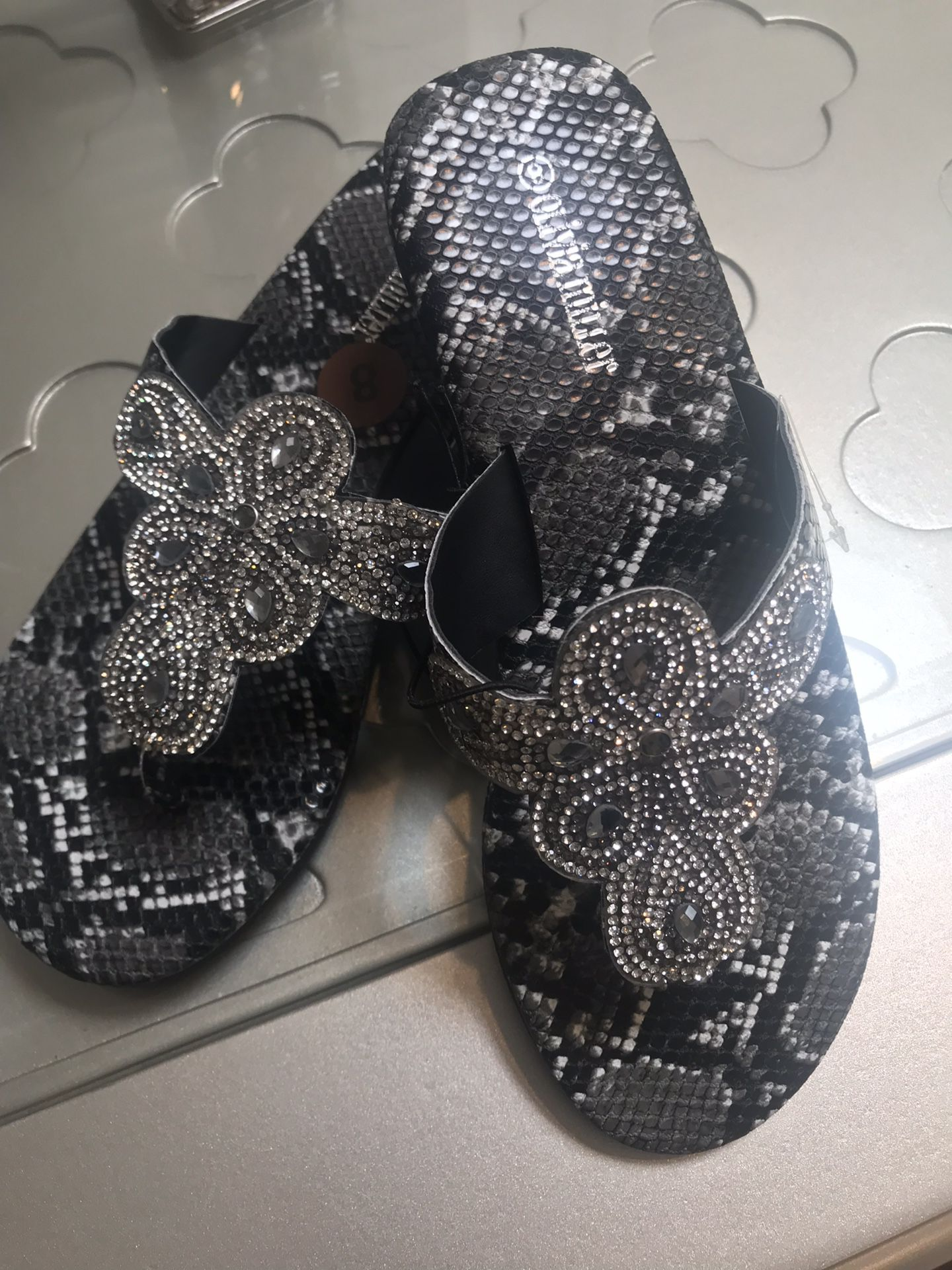 Nice sandals brand new size 8