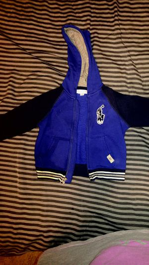 Toddler polo jacket for Sale in Hyattsville, MD