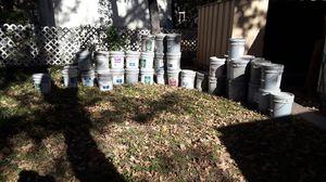 Botes de pintura FLAT Y LATEX for Sale in Dallas, TX