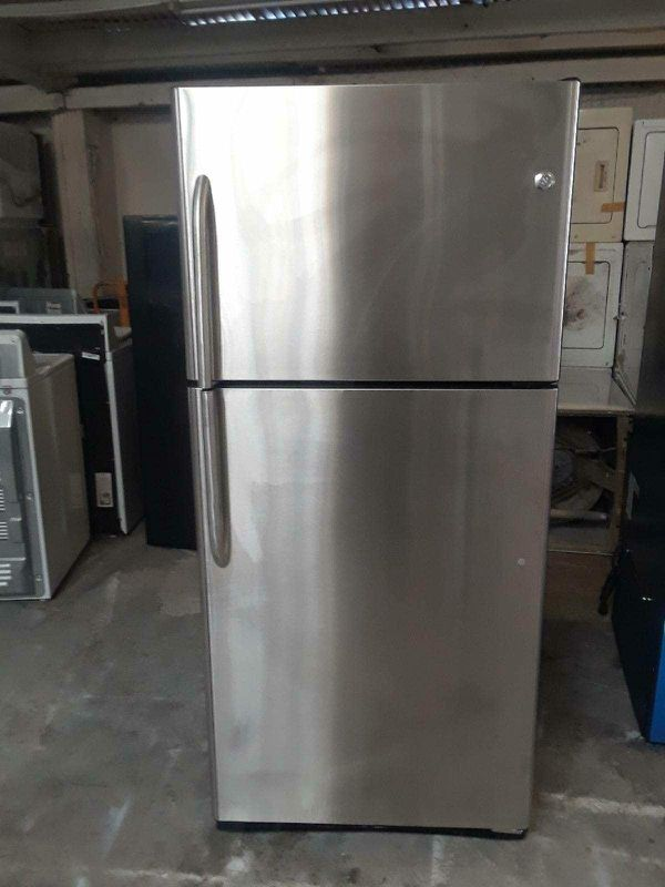 68 high refrigerator french door refrigerator ge brand measures 30 wide and 68 high months warranty delivery installation for sale in san leandro ca offerup