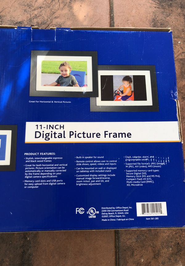 Office Depot Digital Picture Frames Picture Frame Ideas
