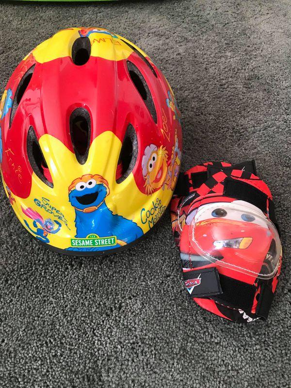 Toddler Helmet And Knee Elbow Pads Baby Kids In Harrisburg Pa