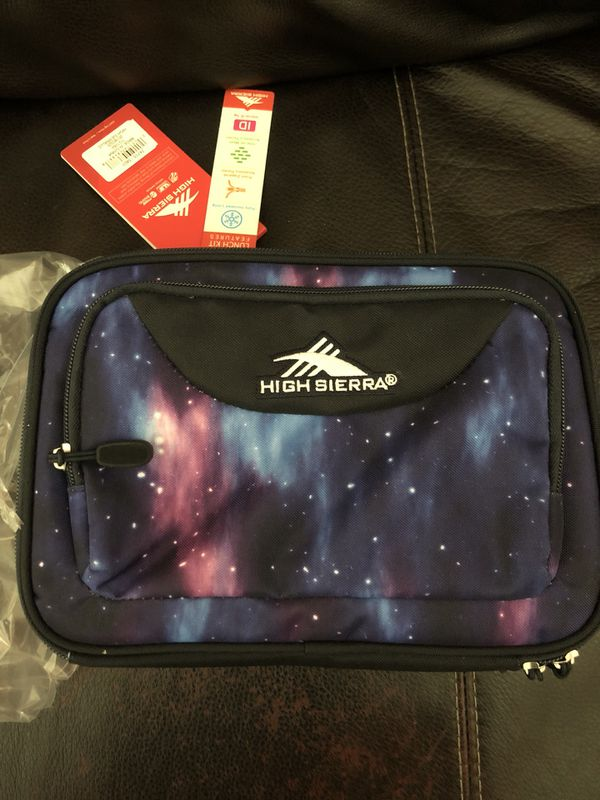 c100129b01 Galaxy cosmos lunchbox for Sale in Eastvale, CA - OfferUp