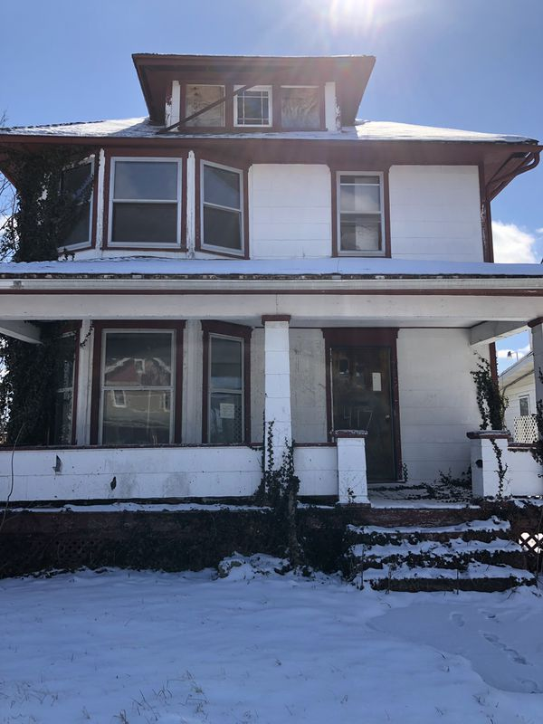 House For Sale 417 W Euclid Ave Springfield Ohio 45506 For
