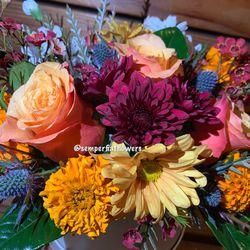 Floral arrangements Thumbnail