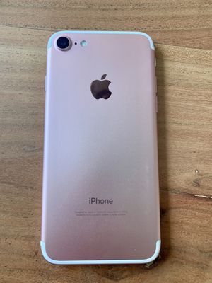 IPHONE 7 Rose Gold 128GB for Sale in Seattle, WA