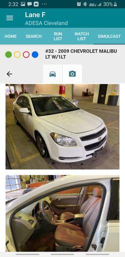 2009 Chevrolet Malibu Thumbnail